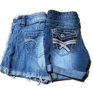 Two pairs shorts